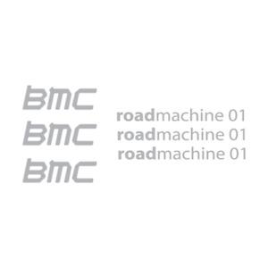 STAR SAM® RAHMENAUFKLEBER BMC Road Machine ADHESIVES STICKER FRAME DECALS BIKE