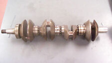 Crankshaft for 100 HP Chrysler outboard motor 1979