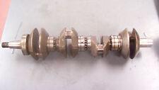 Crankshaft for 100 HP Chrysler outboard motor 1979