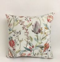 Voyage Decoration Colscott in Pomegranate Cushion Covers Stunning Fabric