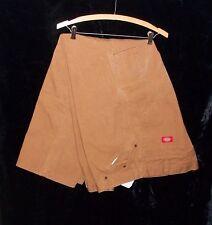 DICKIES Mens Brown Canvas Duck Cotton Carpenter Work Pants 44 X 32