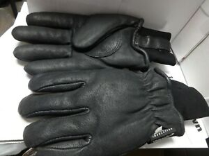 Gloves Thinsulate Black Used Large