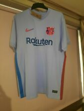 More details for barcelona football shirt large 21/22 season new with tags