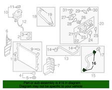 ( 1 ) RADIATOR HOSE CLAMP - GENUINE KIA / HYUNDAI  253313D044