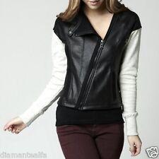 $79 Fox Racing Women's Rogue Zip Jacket – Black sz S