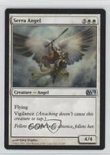 2011 Magic: The Gathering - Core Set: 2012 Booster Pack Base #33 Serra Angel 0f6