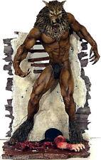 Chien Soldiers Werewolf PVC Figurine 17cm By Sota