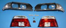 BMW E39 Limousine Rückleuchten Set+ Scheinwerfer Set + Seitenblinker Weiß 95-00