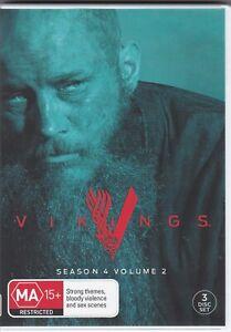 Vikings - Season 4 Volume 2 - DVD