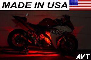 AVT Yamaha YZF-R3 Body Glow LED Light Kit 2015-2020 R3
