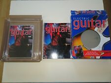 electric guitar book and dvd tutorial