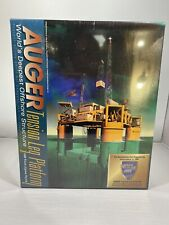 Auger Tension Leg Platform OCEAA Series 1000 piece Jigsaw Puzzle - Sealed