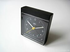 VTG 1980s BRAUN Alarm Clock 4774 AB 50 sl Dietrich Lubs Rams Germany Modernist