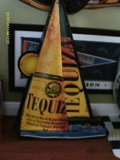 HTF RARE COMMERCIAL TEQUIZA BEER NEON BAR SIGN LIGHT