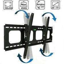 """Universal LED LCD Tilt TV Bracket Wall Mounted for 33"""" - 70"""" TV VESA 700 x 400mm"""