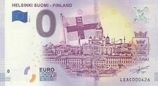 A 2018-1 BILLET 0 EURO SOUVENIR - LE AC - FINLANDE HELSINKI SUOMI - FINLAND