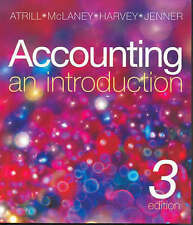 Accounting: An Introduction by Peter Atrill (Paperback, 2005)