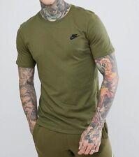 Mens T Shirts Nike Tops Short Sleeve Crew Tees S M L XL XXL Size Medium Large