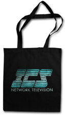 ICS SHOPPER SHOPPING BAG Running Network Television Man Night Of The Movie