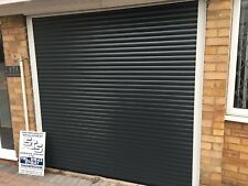 **ANTHRACITE 77MM 1200MMX2500MM DOOR SHUTTER INSULATED** CALL NOW est. 30 years