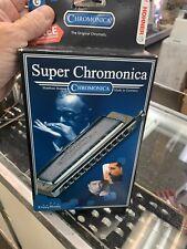 Harmonica Chromatic Hohner Super Chromonica 270/48 In do / C