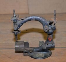 Rare antique Willcox & Gibbs sewing machine hat makers collectible seamstress