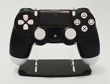 OFFICIAL SONY PLAYSTATION DUALSHOCK 4 V2 PS4 CONTROLLER - CUSTOM BLACK/WHITE