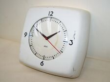 Beautiful old Kitchen clock,AEG Watch with Synchronous clock factory 230 V
