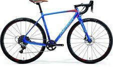 Merida CYCLO CROSS 7000 2018  bicycle, frame size XS (47 cm), blue / orange / re