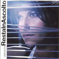 ★☆★ CD Single Laura PAUSINI Restaln Ascolto 2-Track CARD SLEEVE NEW SEALED  ★☆★