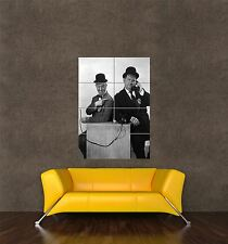 POSTER PRINT PHOTO MOVIE SCREEN BIG NOISE STAN LAUREL OLIVER HARDY COMEDY SEB533