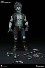 """Sideshow Collectibles DC Comics LOBO 14"""" Action Figure 1/6 Scale Sixth"""