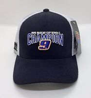 "2020 #9 Chase Elliott  "" Championship Hat "" One Size Fits All"
