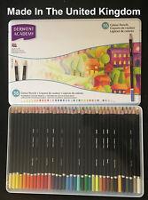 Genuine Derwent Academy Pencil 36 Set Uk Made Derwent Colouring Pencils