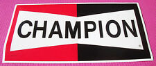 Champion Official Really Big Racing Decal   RB62