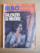 ALBO Dell' INTREPIDO n°1355 1972 TARZAN  edizione UNIVERSO  [G534A]