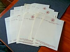 👀VTG.BELL SYSTEM-THE PACIFIC TELEPHONE CO.& TELEGRAPH- 20 NOTE SHEETS JOT DOWN