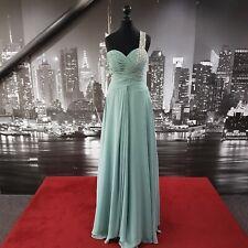 Victoria Kay dress (Sage-Taille 10) Bal, Bal, demoiselle d'honneur, Cruise, RRP £ 200+