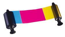 Farbband 4 Farben R3011 YMCKO Kartendrucker Evolis New Pebble Dualys Securion