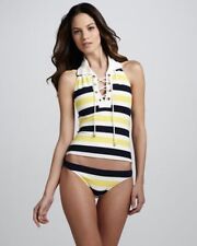 NWT $192 JUICY COUTURE TANKINI CLASSIC BOTTOM 2-PC SWIMSUIT, SIZE LARGE