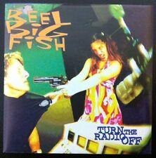 REEL BIG FISH - TURN THE RADIO OFF CD 2TONE REGGAE PUNK