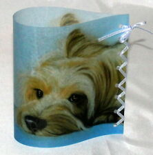 Windlicht Dekoleuchte kleiner Hund Kindermotiv Tischleuchte Dekolampe