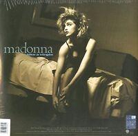 MADONNA - LIKE A VIRGIN CLEAR VINYL  VINYL LP NEW+