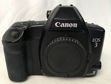 Canon EOS 3 Professional 35mm Film SLR Camera Body