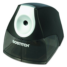 Bostitch Personal Electric Pencil Sharpener, Black EPS4-BLACK