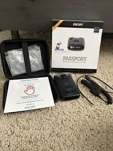 Escort Passport Radar Laser Detector Bluetooth