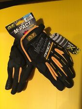Mechanix Wear M-Pact Glove Hand Protector Motorcycle Gloves Search Police size M
