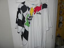 VINTAGE!! 80's 90's Daytona International Speedway Carlo Maggio Design NASCAR