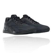 Reebok Mens Nano X1 GRIT Training Gym Fitness Shoes Trainers Sneakers Black