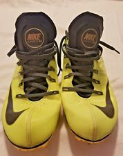 Nike Superfly R4 Men's Cleats Size 12 Neon Yellow Gold Soles